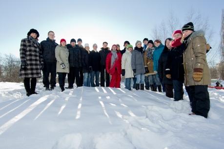 February 2011 Group Photo.