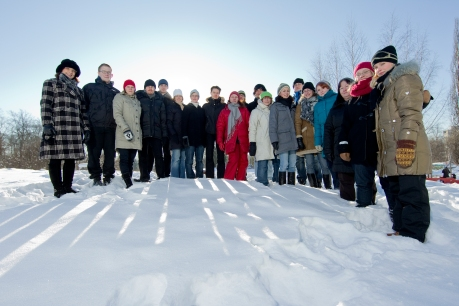 February 2011 Group Photo.