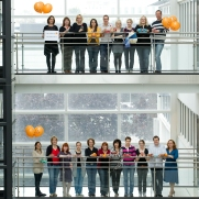 Fall 2011 Group Photo. Photo taken by Roni Lehti.